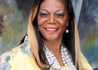 Apostle Velma Clopton